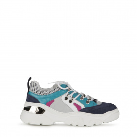 Ladies color sneakers