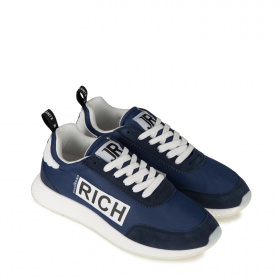 Men's blue sneakers