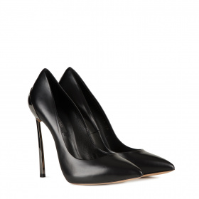 ''Blade'' heel pumps