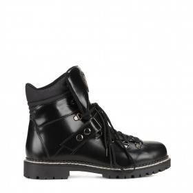 Men's ankle boots in leather