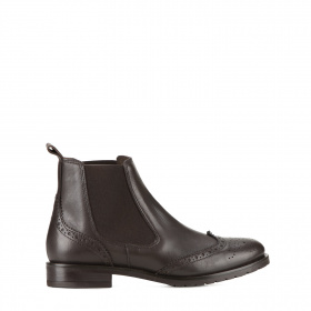 Ladies Oxford ankle boots
