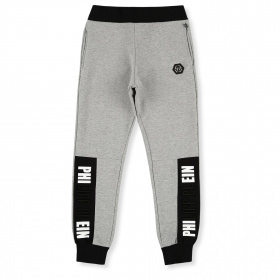 Junior gray trousers