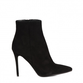 Trim ankle boots