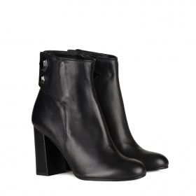 Leather ankle boots boots