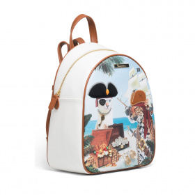 Ladies backpack Pets