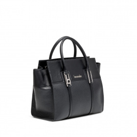 Maxi bag HELLEN in leather