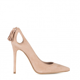 Pointed pumps with cutting