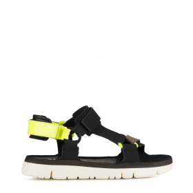 Men's sandals with straps