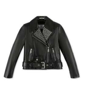 Junior leather jacket