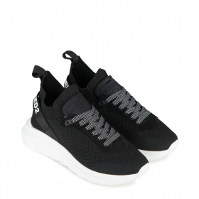 Men's fabric sneakers