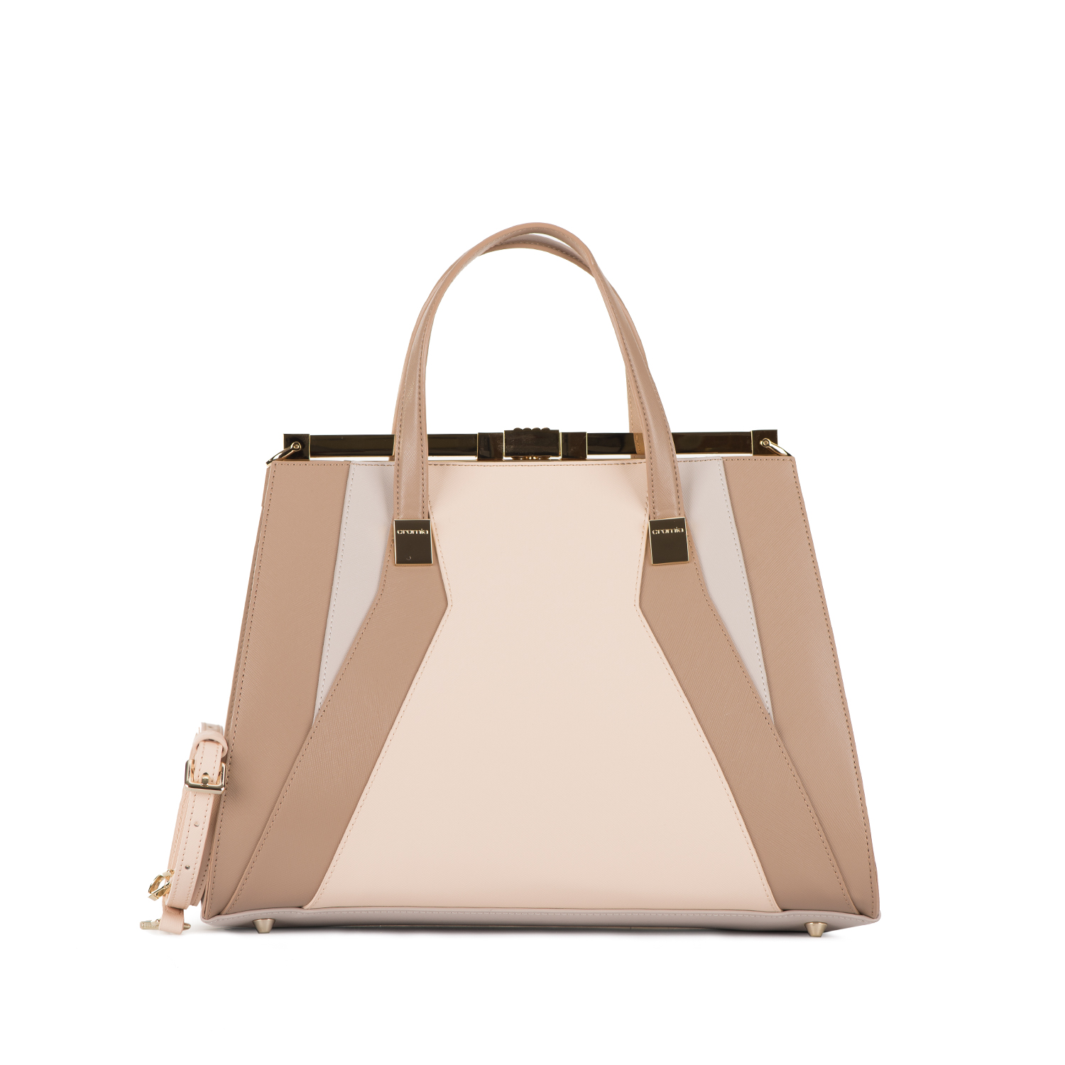 Crosia Handbags : Cromia Three-tone handbag for 385.00 lv. - PEPINA