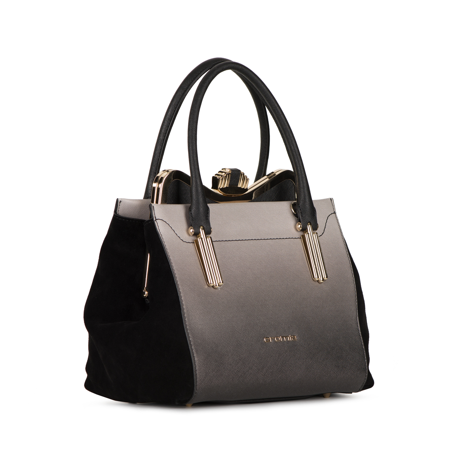 Crosia Handbags : Cromia Clip closure handbag for 432.00 lv. - PEPINA